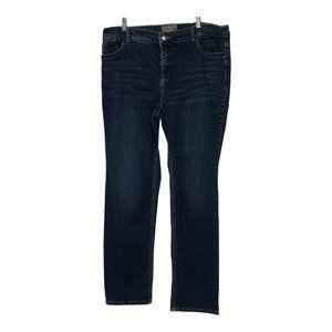 Chico's So Slimming Denim Jeans, Size 2.5
